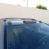 Universal 3PC Set Roof Cab Amber LED Lights (Black Housing/Clear Lens)