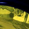 2001-2003 Honda Civic Coupe/Sedan 12V/55W H11 Fog Lights Kit (Chrome Housing/Yellow Lens)