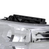 1999-2006 Chevrolet Silverado/Tahoe/Suburban Factory Style Headlights (Chrome Housing/Clear Lens)