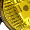 2008-2011 Subaru Impreza WRX 9006 HB4 Fog Lights Kit w/ Switch & Wiring Harness (Chrome Housing/Yellow Lens)