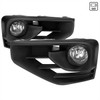 2017-2020 Nissan Pathfinder H11 Fog Lights w/ Switch & Wiring Harness (Chrome Housing/Clear Lens)