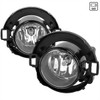 2005-2019 Nissan Xterra/Frontier H11 Fog Lights w/ Switch & Wiring Harness (Chrome Housing/Clear Lens)