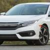 2016-2018 Honda Civic Coupe/Sedan H11 Fog Lights Kit (Chrome Housing/Clear Lens)