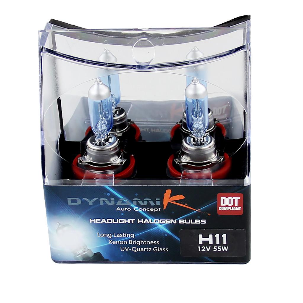 H11 Halogen Light Bulbs