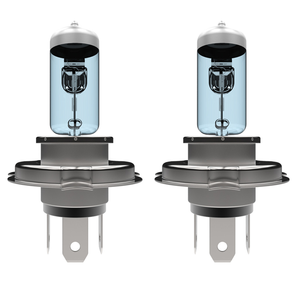 H4/9003 Halogen Light Bulbs