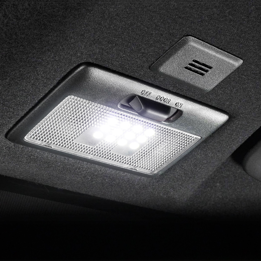 12 PC Universal Interior LED Dome Light