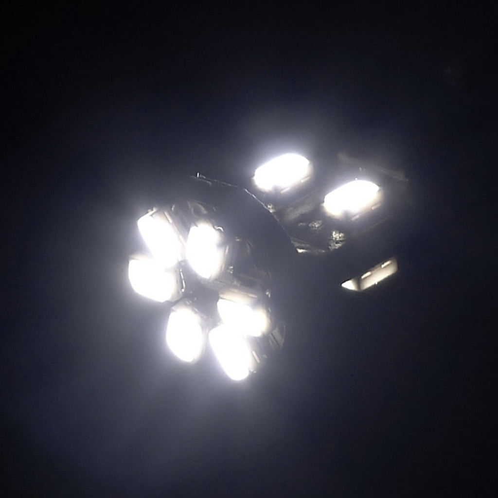 10 SMD T10 Canbus LED Bulb