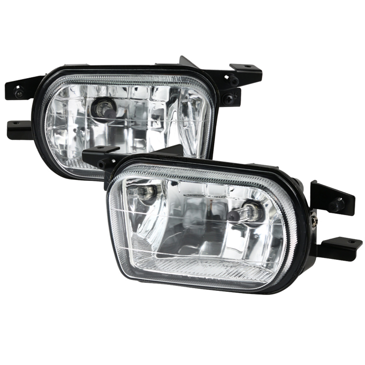 OE Replacement Fog Light Lens//Housing MERCEDES CL500 2001-2004