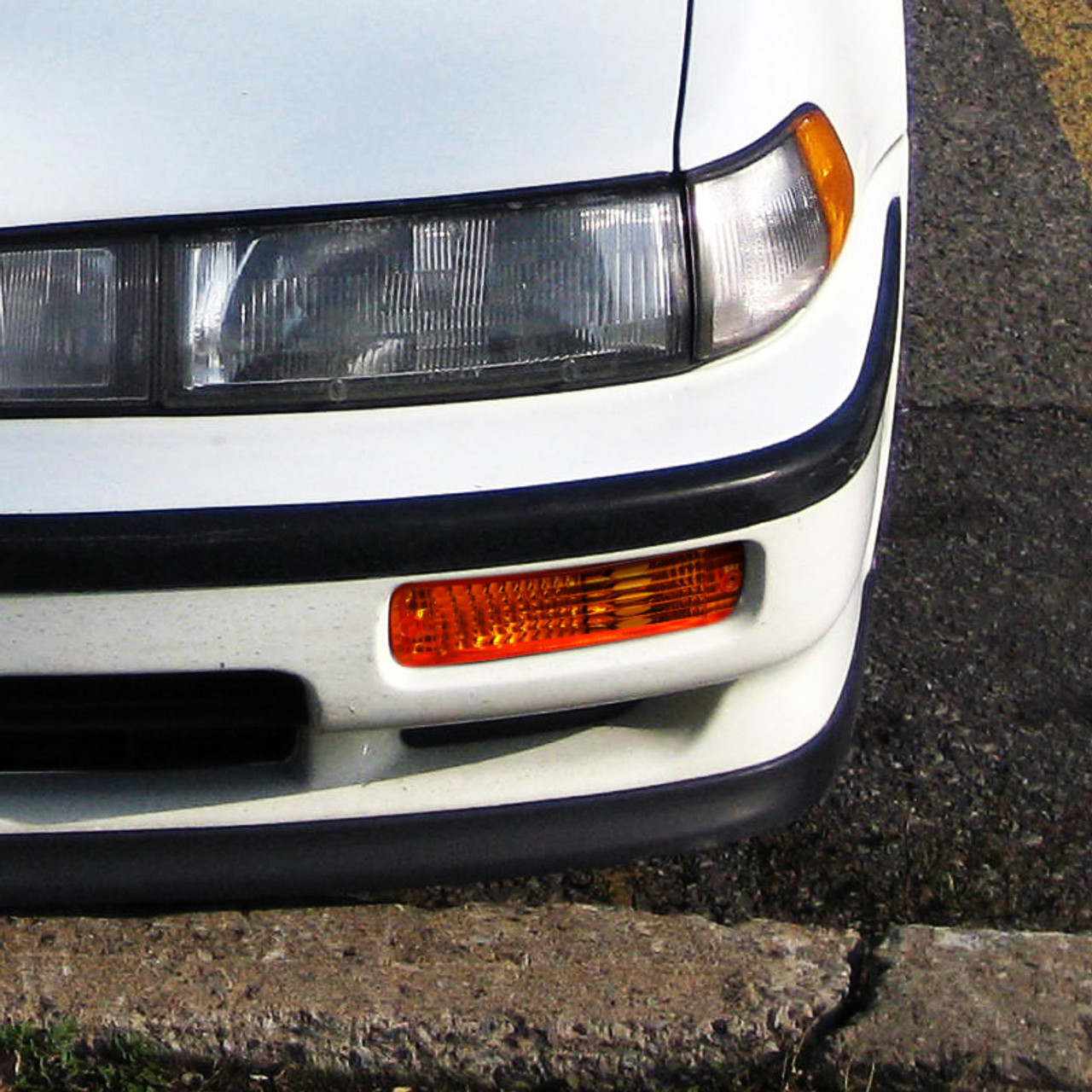 1990 1991 Acura Integra Bumper Lights Spec D Tuning