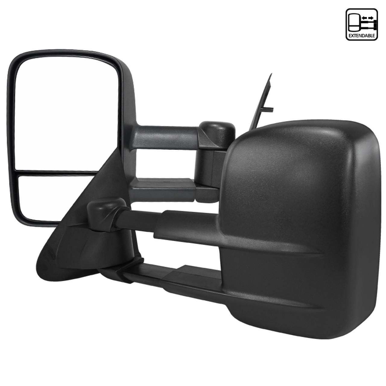 Automotive Mirrors ispacegoa.com 2 New OEM Ford Manual Telescopic ...