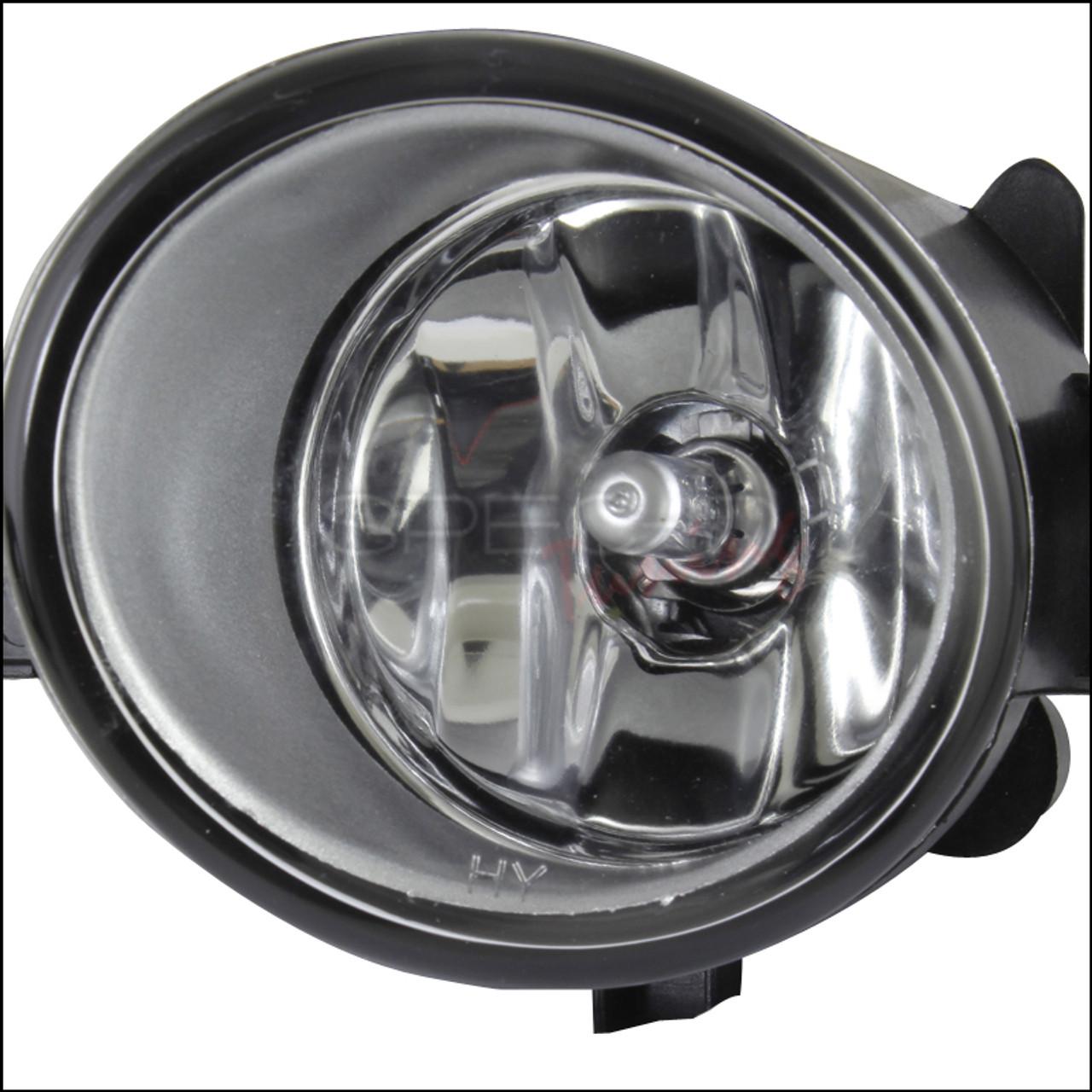2013 2015 Nissan Altima 4dr Clear Fog Lights W Bulbs Spec D Tuning