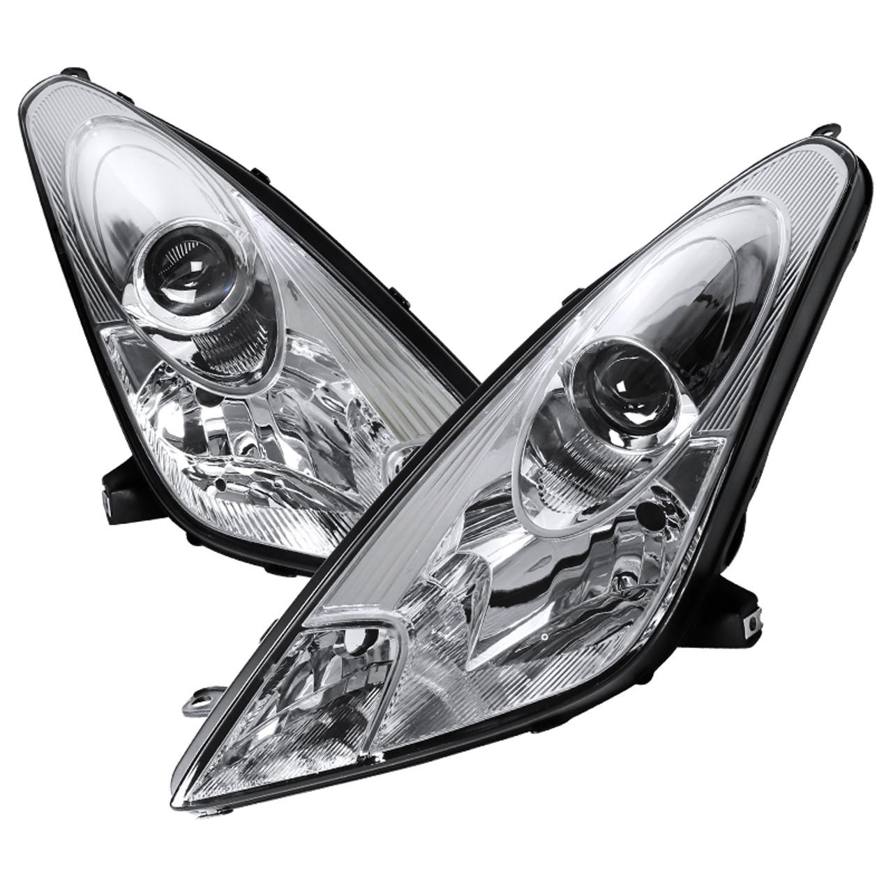 Halo Housing Spec-D Tuning LHP-CEL00JM-ABM Black Projector Headlight