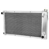 1967-1972 Chevrolet C/K Series C10/C20/K10/K20 Aluminum 3-Row Performance Cooling Radiator