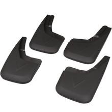 2014-2018 Chevrolet Silverado Pickup Front & Rear Mud Flaps Splash Guards