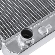 1987-2006 Jeep Wrangler Aluminum 3-Row Performance Cooling Radiator