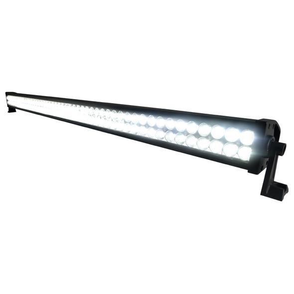 Universal Off Road 6000K 300W 100-LED Fog Light Lamp Bar (Aluminum Housing)