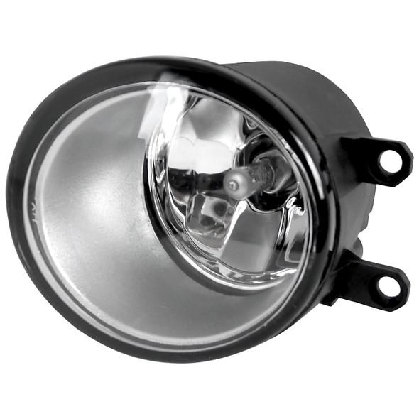 2011-2017 Toyota Sienna H11 Fog Lights Kit (Chrome Housing/Clear Lens)