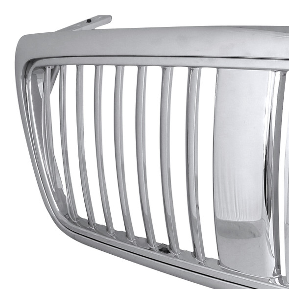 2004-2008 Ford F-150 Vertical Grille (Chrome)