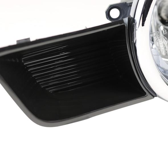 2008-2011 Toyota Highlander H11 Fog Lights Kit (Chrome Housing/Clear Lens)