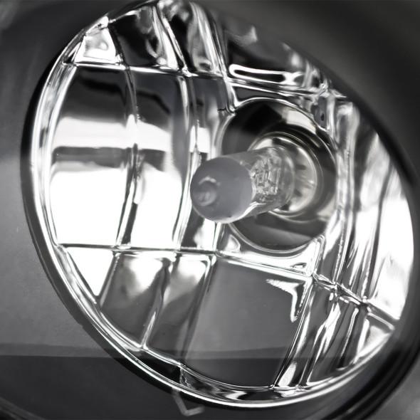 2015-2018 Nissan Murano H11 Fog Lights Kit (Chrome Housing/Clear Lens)