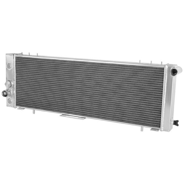1984-1990 Jeep Cherokee/Wagoneer/Comanche Aluminum 3-Row Performance Cooling Radiator