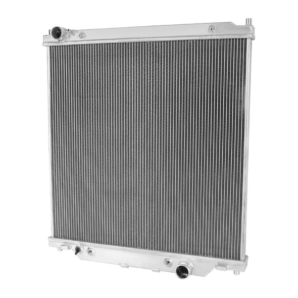 2003-2007 Ford F-250/F-350/F-450/Excursion Powerstroke Diesel Aluminum 3-Row Performance Cooling Radiator