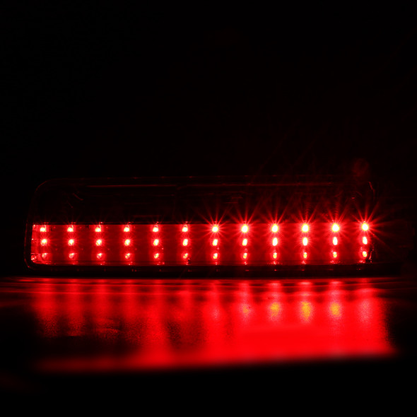 1989-1994 Nissan 240SX S13 LED Tail Lights (Chrome)