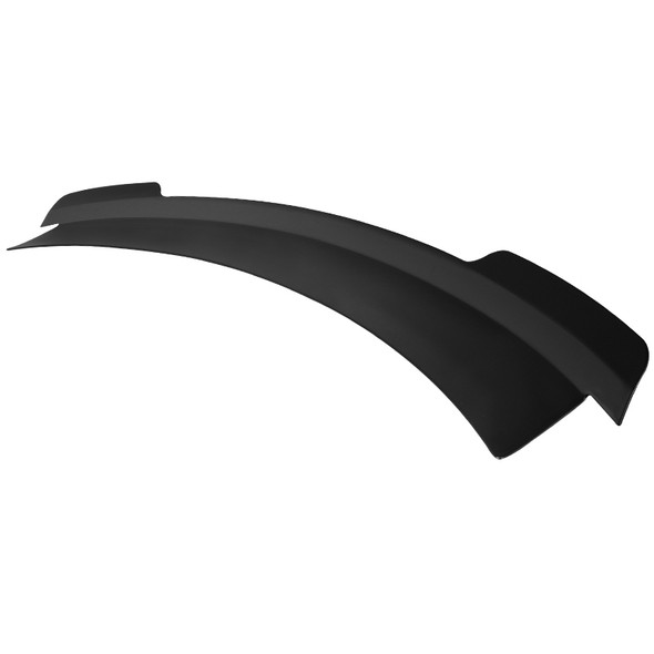 2015-2020 Ford Mustang Matte Black ABS Modern Style Rear Spoiler