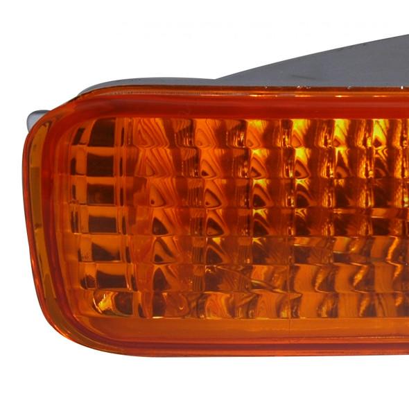 1992-1993 Acura Integra Amber Bumper Lights