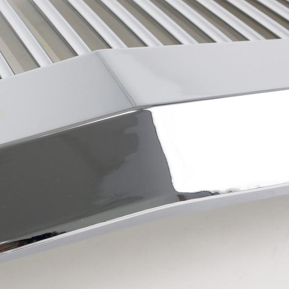 2005-2010 Chrysler 300/300C Phantom Style Front Hood Grille (Chrome)