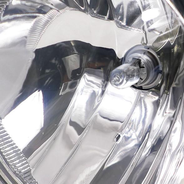 2007-2014 GMC Yukon/Yukon XL Chevrolet Suburban/Tahoe H16 Fog Lights Kit (Chrome Housing/Clear Lens)