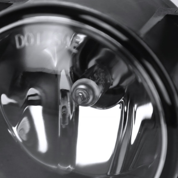 2012-2015 Honda Pilot H11 Fog Lights Kit (Chrome Housing/Clear Lens)
