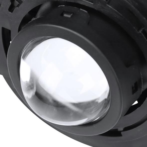 2011-2019 Chrysler 200/300 Dodge Challenger Jeep Grand Cherokee H11 Fog Lights (Chrome Housing/Clear Lens)