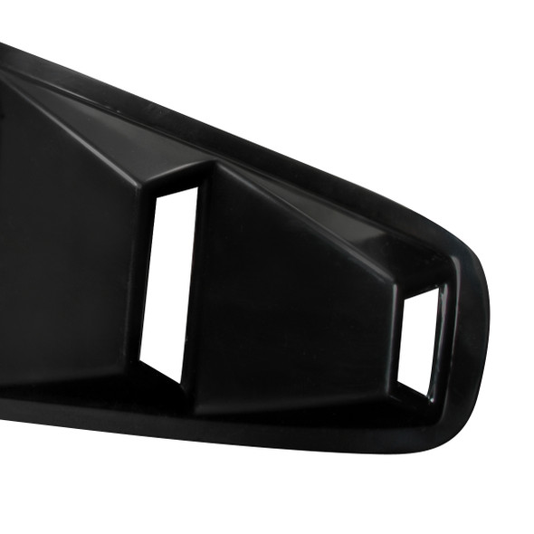 2005-2013 Ford Mustang Retro Window Louver