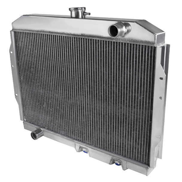 1968-1974 AMC Matador Aluminum 3-Row Performance Cooling Radiator