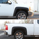 2007-2013 Chevrolet Silverado 1500/2500HD/3500HD Fleetside Longbed Smooth Factory OE Style Fender Flares