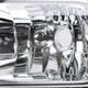 1999-2004 Ford Excursion/F-250/F-350/F-450/F-550 Crystal Headlights (Chrome Housing/Clear Lens)