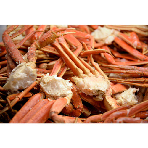 Canadian Snow Crab Clusters (5 Lb.) Wholey's