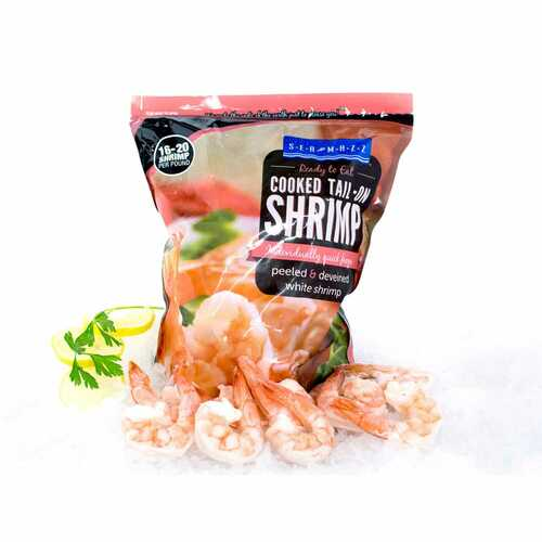 16-20 Ct. Colossal Cooked Shrimp (2 Lb.) Wholey's