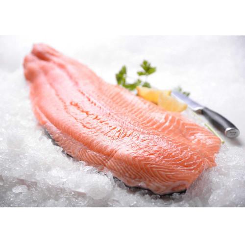 1 Scottish Salmon Fillet 3-4 Lb. Avg