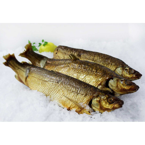 Two Canadian Smoked Whitefish (3-4 Lb. Avg) Wholey's