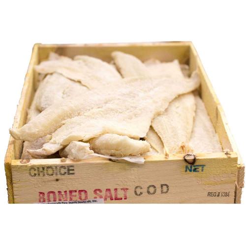 Baccala Salt Cod (3 Lb. Avg) Wholey's