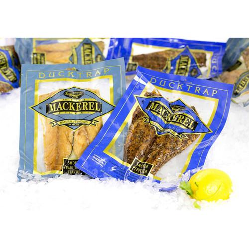 Ducktrap Smoked Mackerel 2 (6 Oz.) Wholey's
