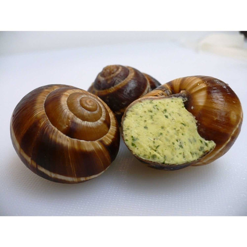 Escargots Fully Cooked Stuffed (72 Ct.) Wholey's