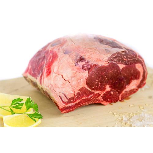 Standing Rib Roast, Bone In USDA Choice (6 Lbs Avg)