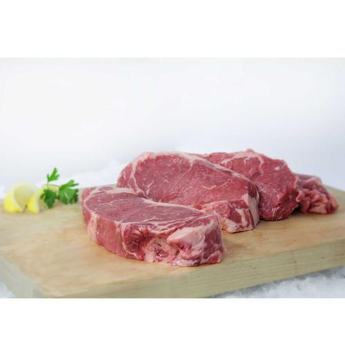 12 Oz. USDA N.Y. Strip Steaks Wholey's