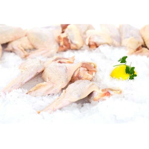 Jumbo Chicken Wings 10 Lb. Avg (24-32 wings)