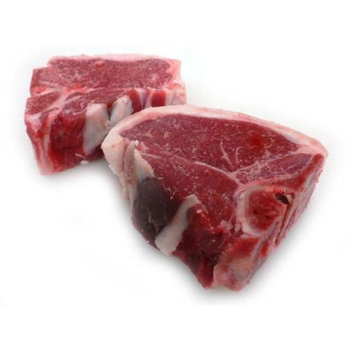Lamb Loin Chops (2 Lb. Avg)