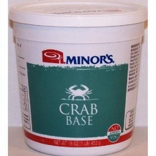 Minor's Crab Base (16 Oz.)