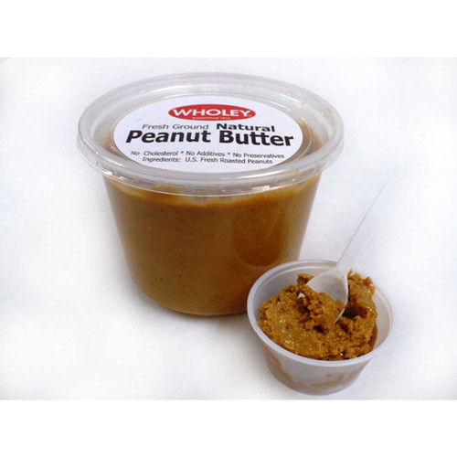 Natural Peanut Butter (1 Lb. Avg) Wholey's
